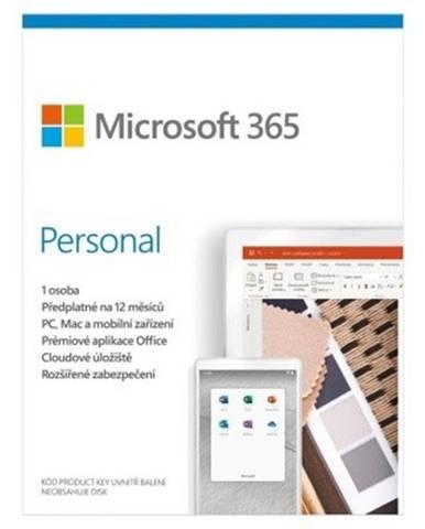 Microsoft 365 Personal CZ