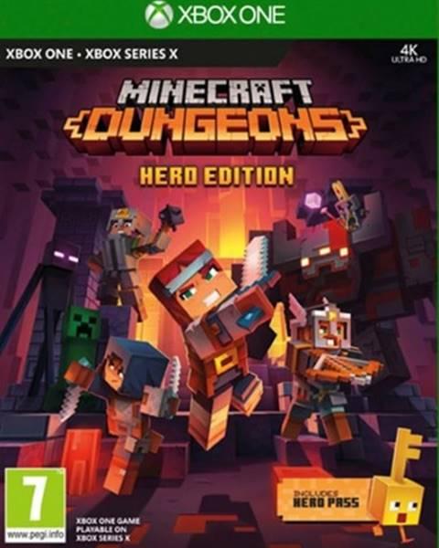 Microsoft Minecraft Dungeons: Hero Edition