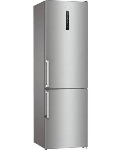 Kombinácia chladničky s mrazničkou Gorenje Nrc6204sxl5m Inoxlook