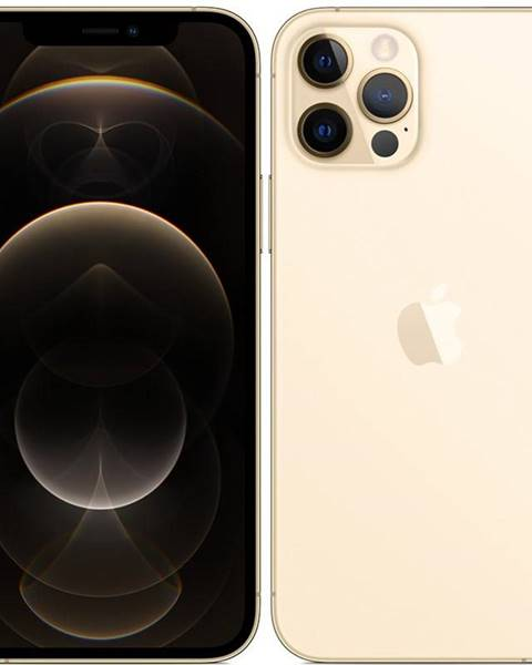 Apple Mobilný telefón Apple iPhone 12 Pro Max 512 GB - Gold