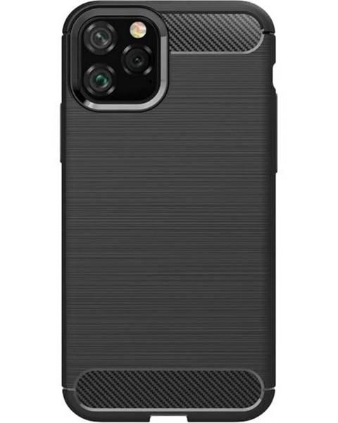 WG Kryt na mobil WG Carbon na Apple iPhone 11 čierna