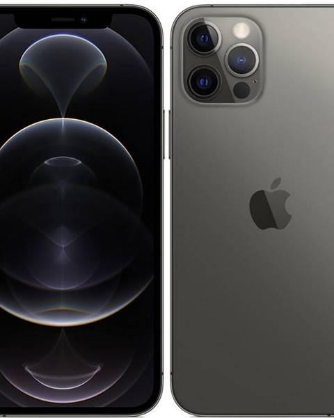 Apple Mobilný telefón Apple iPhone 12 Pro 128 GB - Graphite