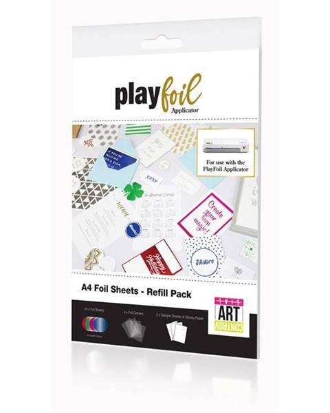 ControvARTsial Náhradní fólie Controvartsial A4 pro PlayFoil - vícebarevné