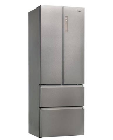 Kombinácia chladničky s mrazničkou Haier Hb20fpaaa nerez