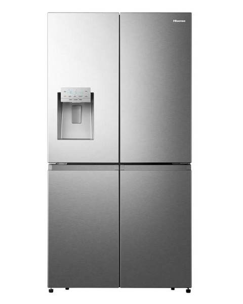 Hisense Americká chladnička Hisense Rq760n4aif nerez
