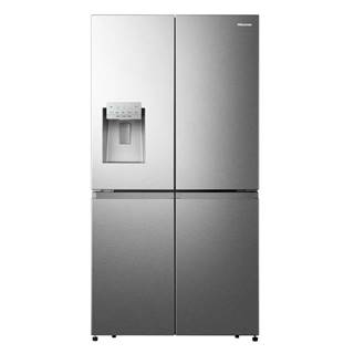 Americká chladnička Hisense Rq760n4aif nerez
