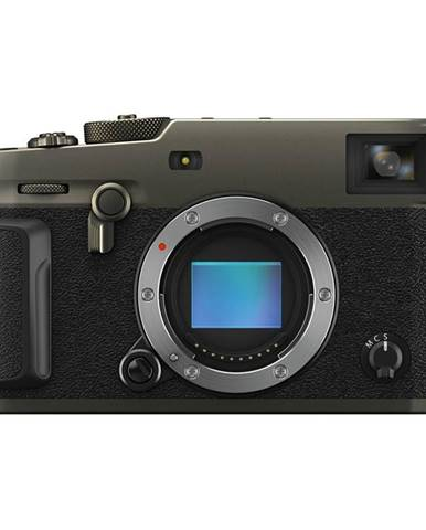 Digitálny fotoaparát Fujifilm X-PRO3 siv