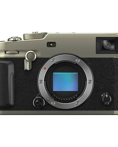 Digitálny fotoaparát Fujifilm X-PRO3 strieborn