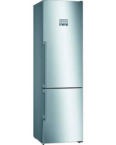 Kombinácia chladničky s mrazničkou Bosch Serie | 8 Kgf39pidp nerez