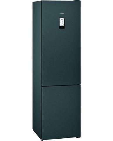 Kombinácia chladničky s mrazničkou Siemens iQ700 Kg39fpxda nerez
