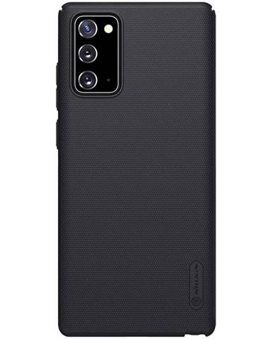 Kryt na mobil Nillkin Super Frosted na Samsung Galaxy Note20 čierny
