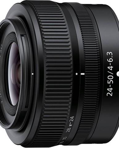 Objektív Nikon Nikkor Z 24-50 mm f/4-6.3 VR čierny