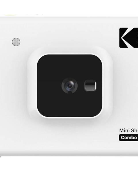 Kodak Digitálny fotoaparát Kodak Mini Shot Combo 3 biely