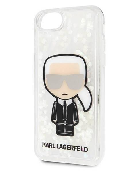 Karl Lagerfeld Kryt na mobil Karl Lagerfeld Glow in The Dark na Apple iPhone 8/SE