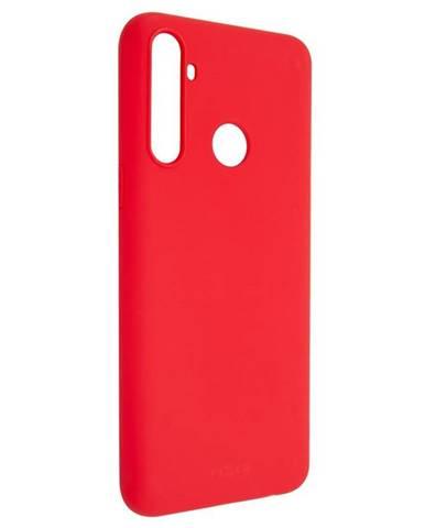 Kryt na mobil Fixed Story na Realme 6i/C3 červený