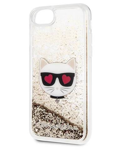 Kryt na mobil Karl Lagerfeld Floating Hearts na Apple iPhone 8/SE