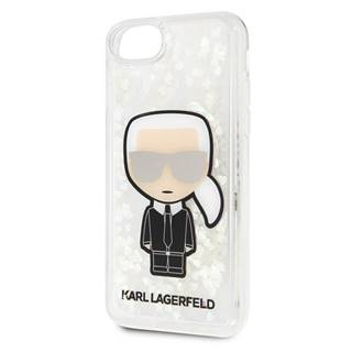 Kryt na mobil Karl Lagerfeld Glow in The Dark na Apple iPhone 8/SE