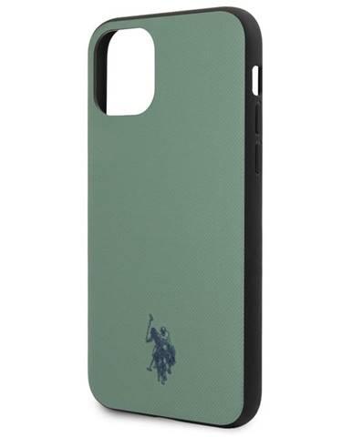 Kryt na mobil U.S. Polo Wrapped Polo na Apple iPhone 11 zelený