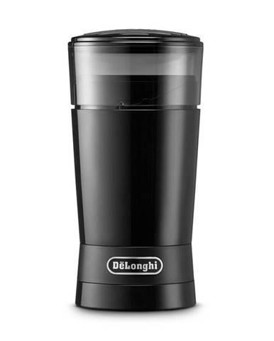 Mlynček na kávu DeLonghi KG 200 čierny