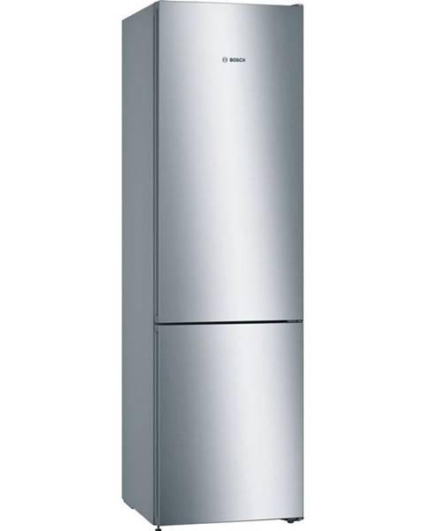 Bosch Kombinácia chladničky s mrazničkou Bosch Serie   4 Kgn39vlea nerez
