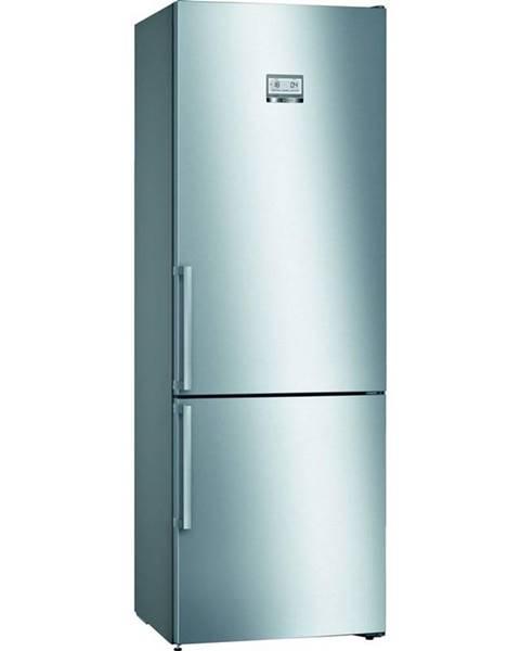 Bosch Kombinácia chladničky s mrazničkou Bosch Serie | 6 Kgn49aidp nerez