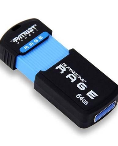 USB flash disk Patriot SuperSonic Rage 64GB čierny
