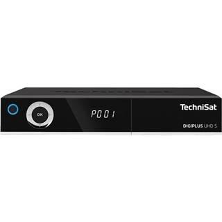 Satelitný prijímač Technisat Technibox UHD S čierny