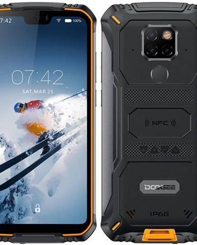 Mobilný telefón Doogee S68 Pro oranžový