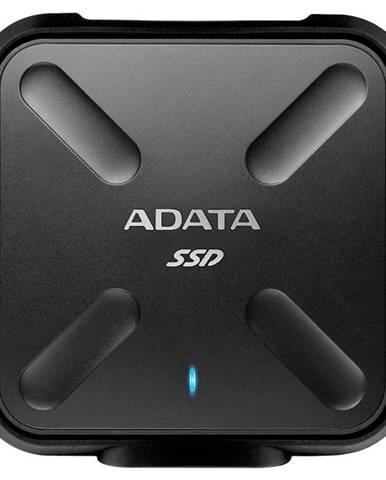 SSD externý Adata SD700 512GB čierny