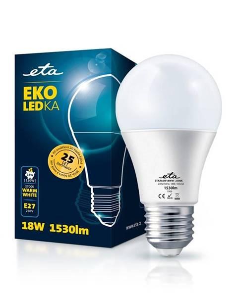 Eta LED žiarovka ETA EKO LEDka klasik 18W, E27, teplá biela