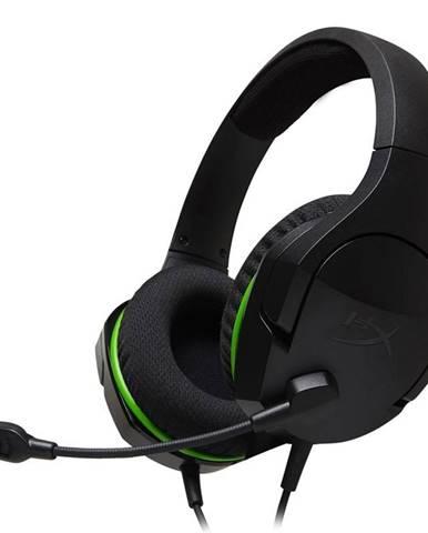 Headset  HyperX CloudX Stinger Core pro Xbox čierny/zelený
