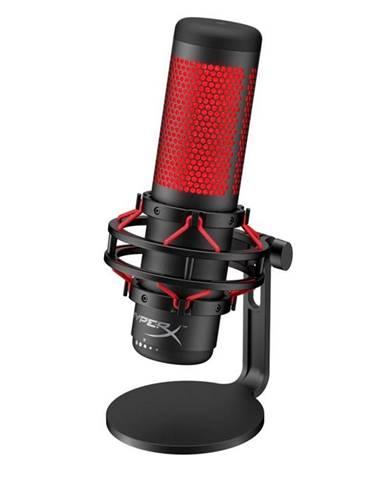 Mikrofón HyperX QuadHX-Micqc-BK