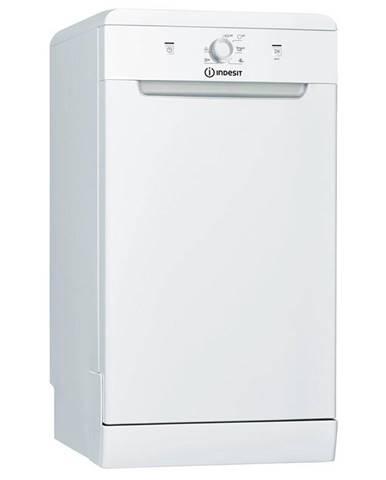 Umývačka riadu Indesit Dsfe 1B10 biela