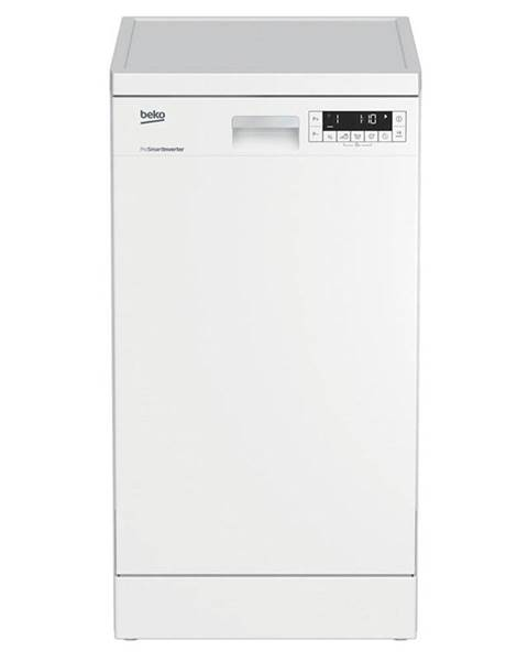 Beko Umývačka riadu Beko DFS 26024 W biela