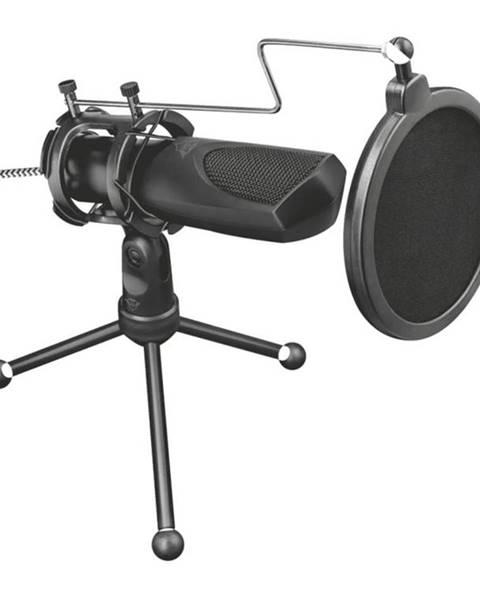 Trust Mikrofón Trust GXT 232 Mantis čierny