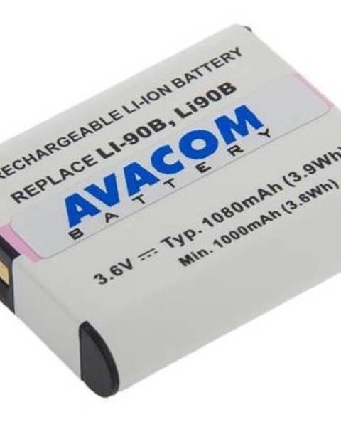 Avacom Batéria Avacom Olympus LI-90B, LI-92B Li-Ion 3.7V 1080mAh 3.9Wh