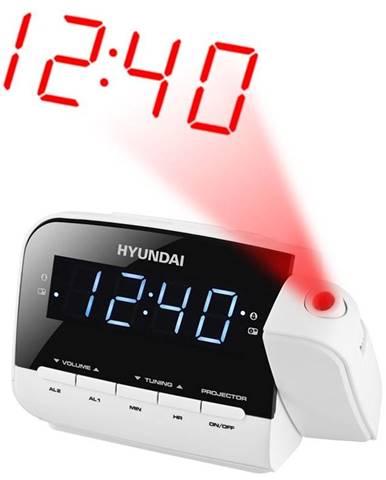 Rádiobudík Hyundai RAC 481 Pllww biely