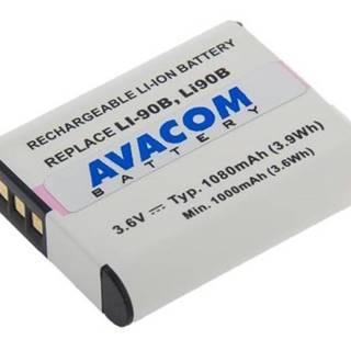 Batéria Avacom Olympus LI-90B, LI-92B Li-Ion 3.7V 1080mAh 3.9Wh