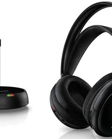 Slúchadlá Philips SHC5200 čierna