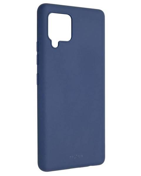 FIXED Kryt na mobil Fixed Story na Samsung Galaxy A42 5G modrý