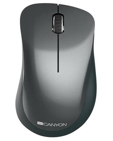 Myš  Canyon MW-11 čierna