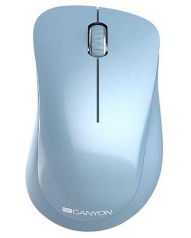 Myš  Canyon MW-11 modrá