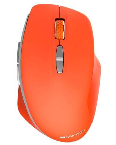 Myš  Canyon MW-21 oranžová