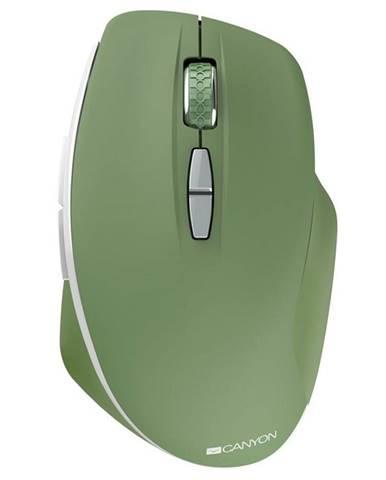 Myš  Canyon MW-21 zelená