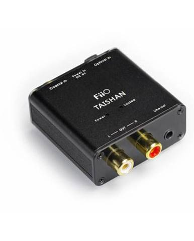 DAC prevodnik FiiO D03K Taishan čierny
