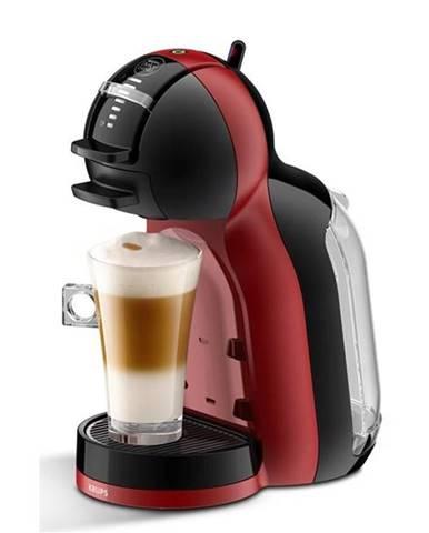 Espresso Krups NescafÉ Dolce Gusto Mini Me  KP120H31 čierne/červen