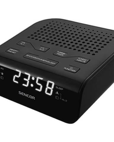 Rádiobudík Sencor SRC 136 B čierny