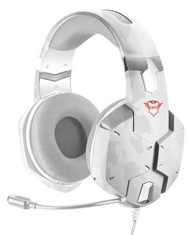 Headset  Trust GXT 322W Carus - snow camo