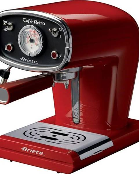 Ariete Espresso Ariete ART 1388/30 červen