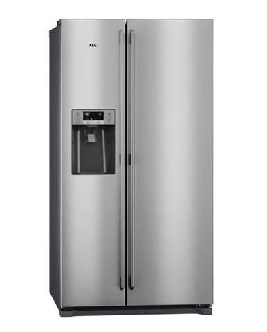 Americká chladnička AEG Rmb76121nx nerez